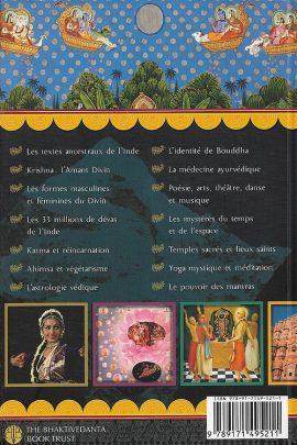 Gloire et Mystère de l'Inde-rear