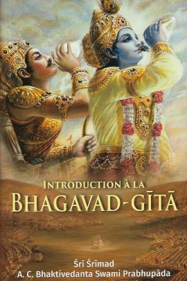 Introduction à la Bhagavad-Gita