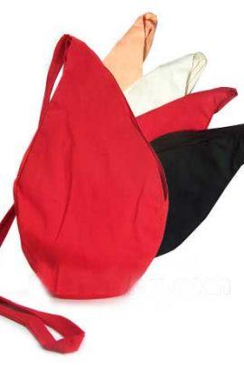 Sacs blancs et sacs de couleur