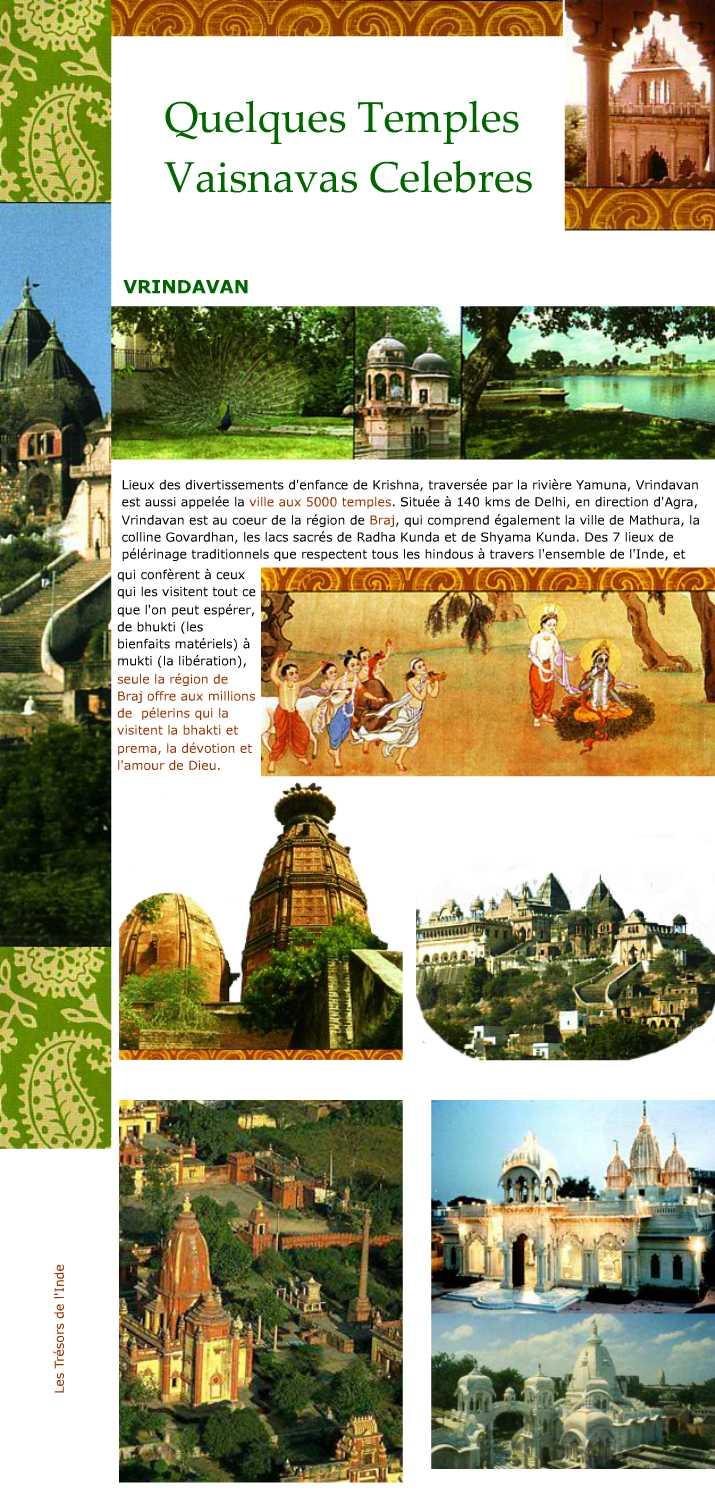 Les Temples et l'Architecture Sacrée