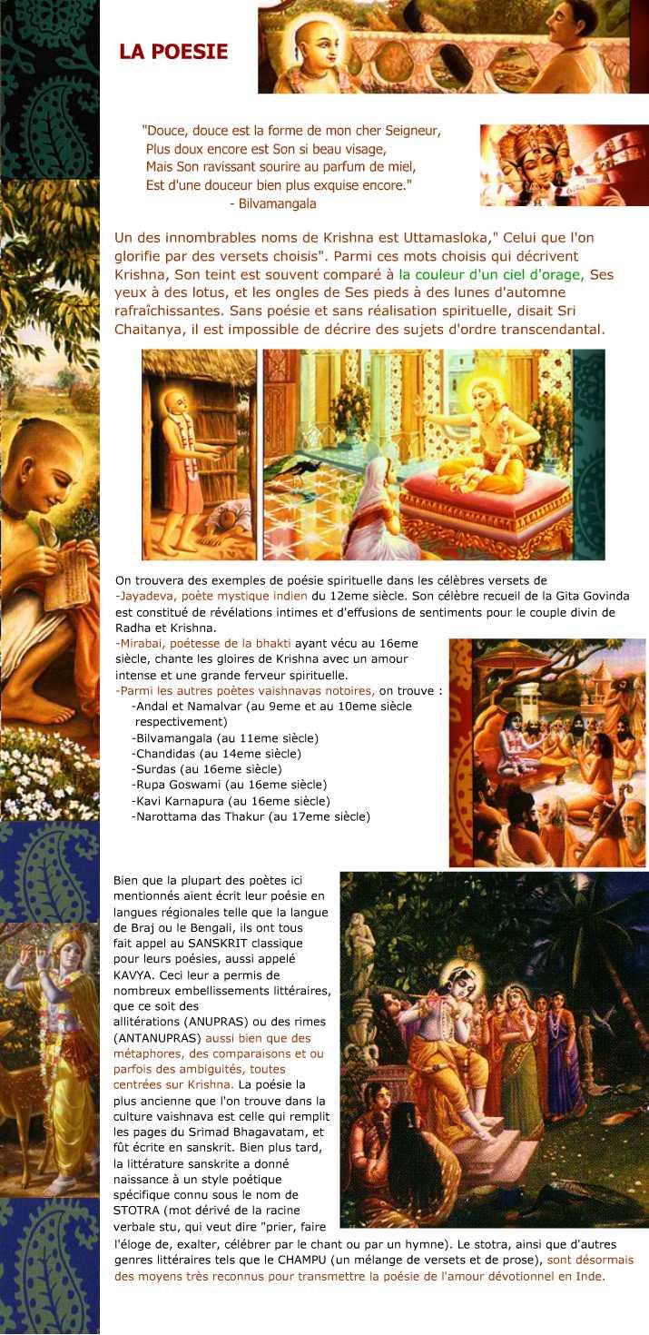 Les Arts : Beaux-arts, Poésie, Théatre, Danse, Musique